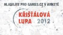 Hlasujte pro Games.cz ve finále Křišťálové lupy!