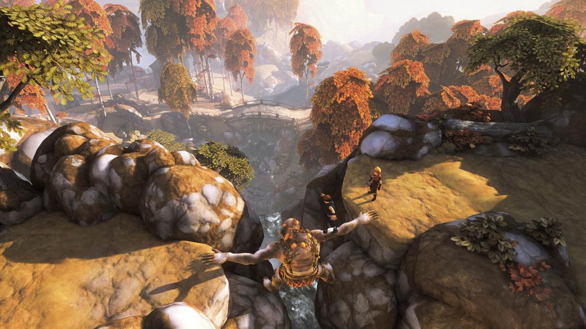 Brothers je nová hra od tvůrců Syndicate a Riddicka