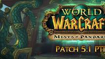 Otestuje velký patch 5.1.0 pro WoW: Mists of Pandaria