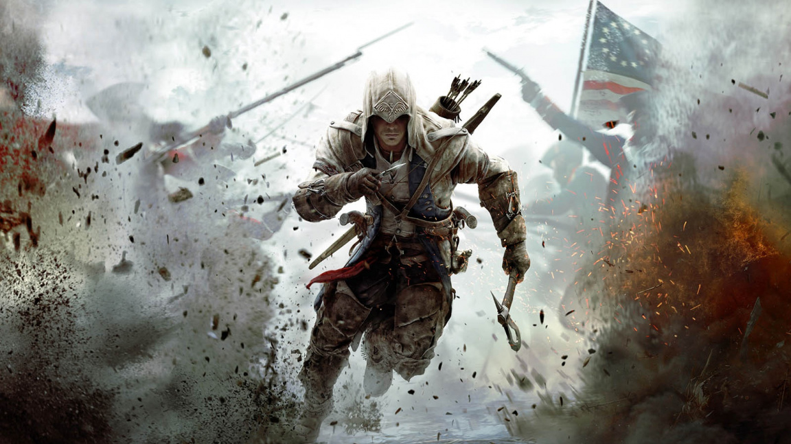 Assassin's Creed III - recenze