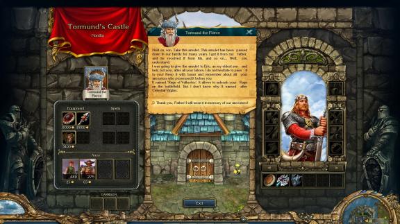 Oznámení nové King's Bounty hry. Nebo spíš datadisku?