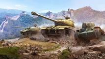 Vozový park World of Tanks rozšíří tanky čínské armády