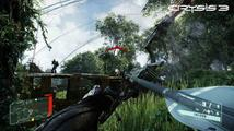 Grafiku Crysis 3 si detailně nastavíte hned od startu