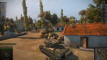 World of Tanks přeřadila na osmičku - jak jí to šlape?