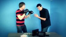 Láskyplný unboxing nové konzole Nintendo Wii U