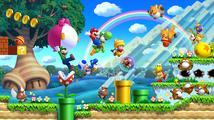 New Super Mario Bros U - recenze