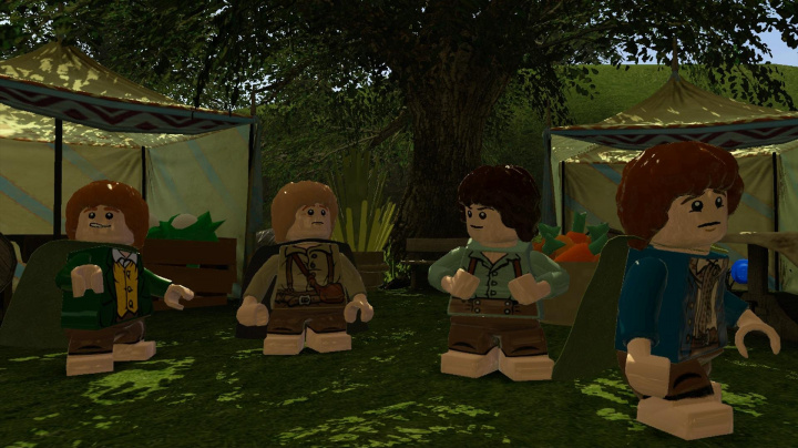 LEGO hry Pán prstenů a Hobit zmizely z digitálních obchodů
