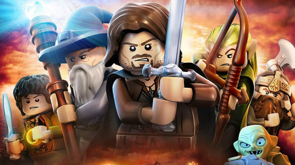 LEGO The Lord of the Rings - recenze