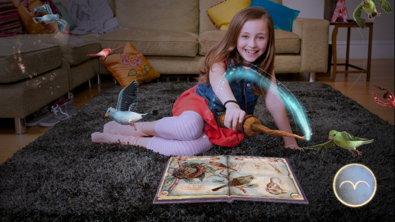 Wonderbook: Book of Spells - recenze