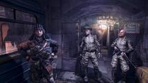 Doporučené konfigurace pro hraní PC verze Metro: Last Light