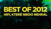 Best of 2012: Nejlepší hry, které nikdo nehrál