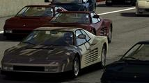 Samá červená auta na videu z Test Drive: Ferrari