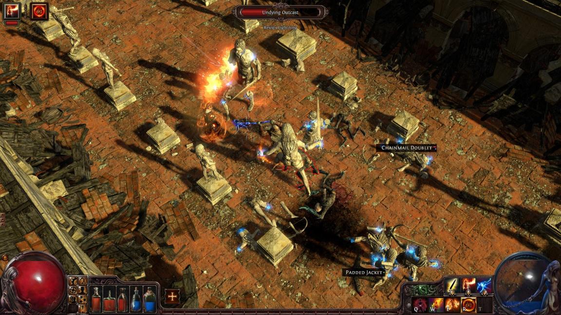 Diablovka Path of Exile ukazuje unikátní systém map