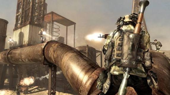 Call of Duty Online útočí na čínský trh