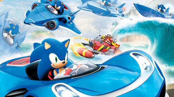 Sonic & All-Stars Racing Transformed - recenze