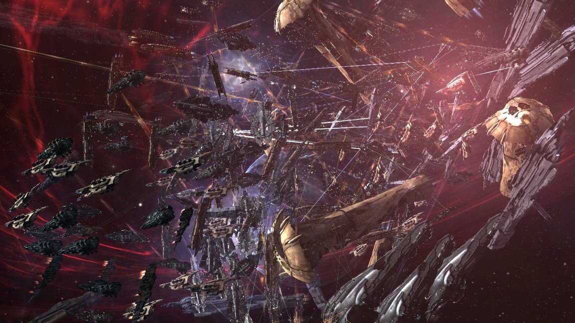 EVE Online: Aether Wars bude největším deathmatchem v dějinách her