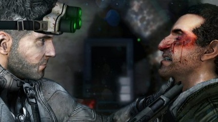 Patrick Redding: Sam Fisher je ve Splinter Cell moderní ninja