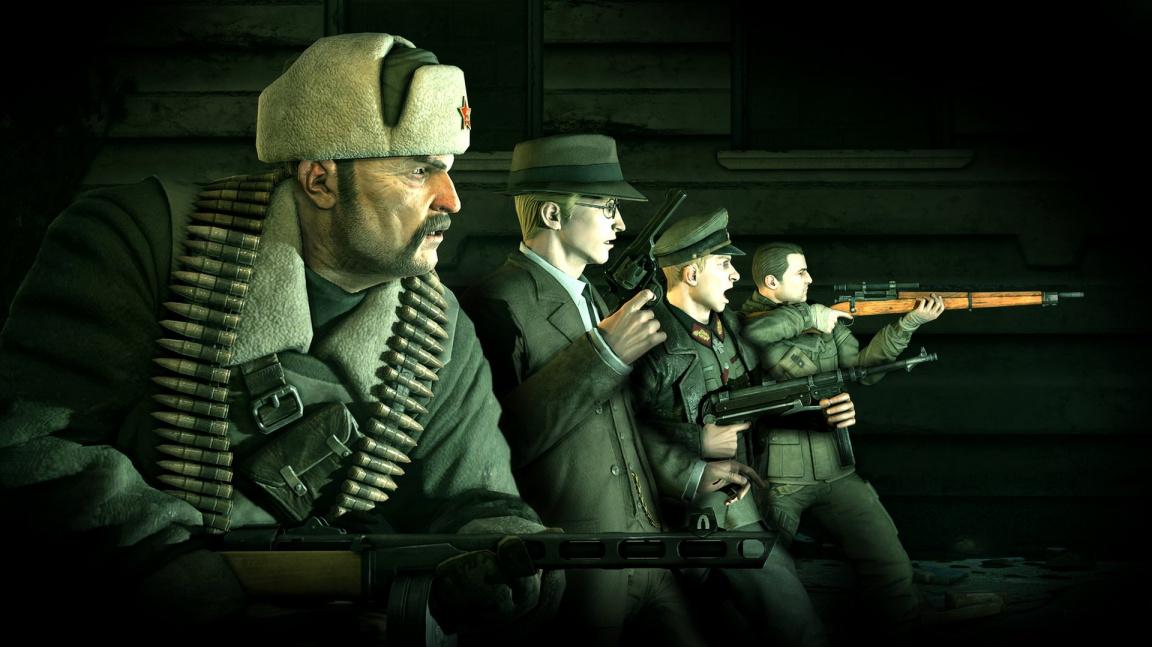 Hitler vám připomíná vydání Sniper Elite se zombíky