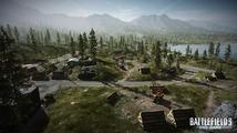 Nehybný trailer na Battlefield 3: End Game