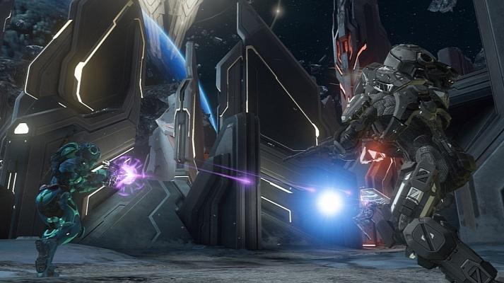 Tři nové mapy pro Halo 4 přinesou boje nablízko