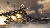 Namco oznamuje novou mecha akci Armored Core: Verdict Day
