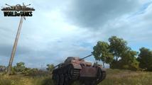 World of Tanks pro Xbox 360 se liší jen v drobnostech