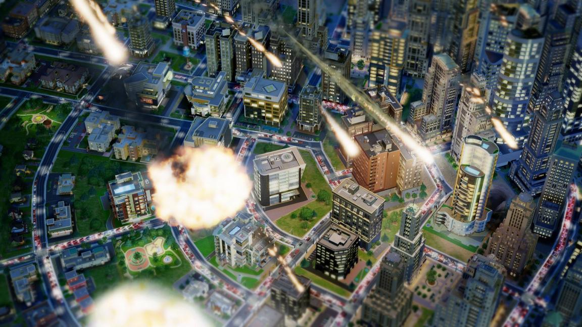 SimCity - recenze