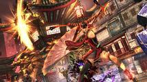 Cvoklá multiplayerová akce Anarchy Reigns přichází