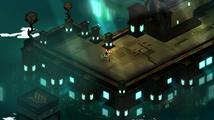 Právě odhalený Transistor je akční RPG od tvůrců Bastion