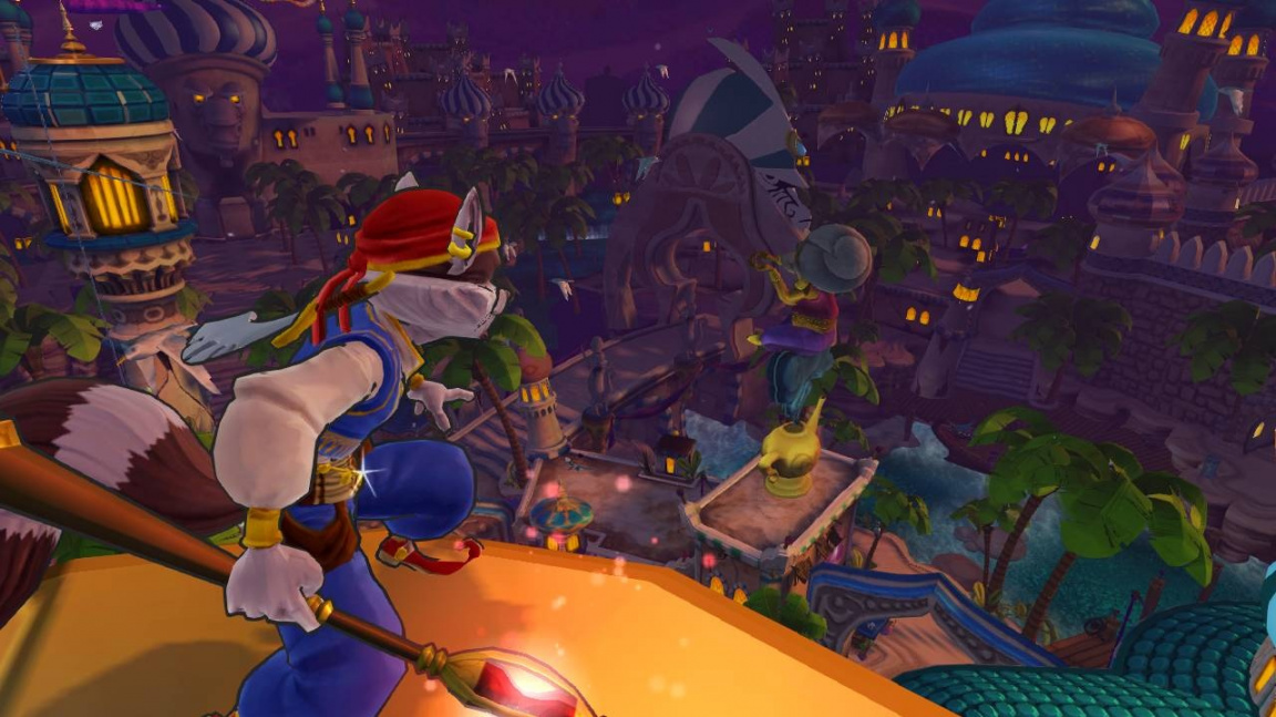 Sly Cooper: Thieves in Time - recenze