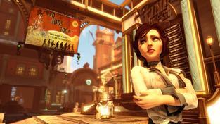 BioShock Infinite - videorecenze