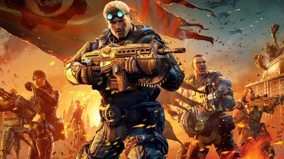 Gears of War: Judgment - recenze