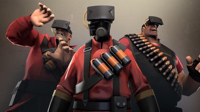 Jak to vypadá, když zkoušíte ovládat Team Fortress 2 hlasovými povely
