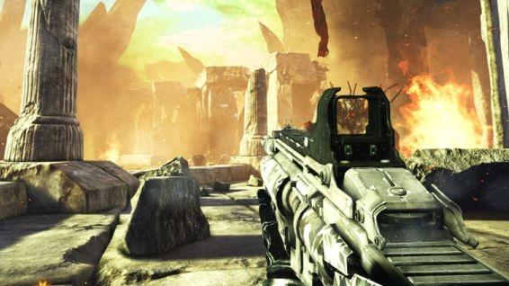 Nechte se překvapit íránskou sci-fi střílečkou E.T. Armies