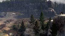Teutoburská řež na největším obrázku z Total War: Rome II