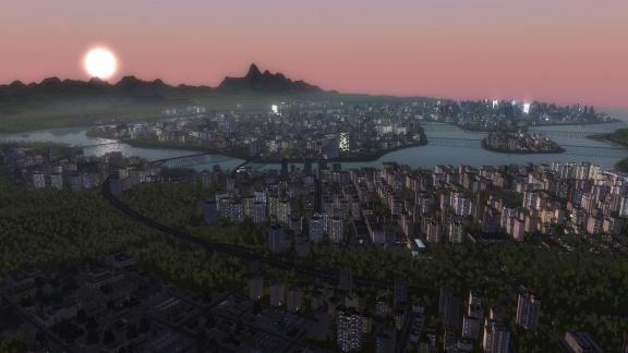 První in-game záběry v traileru na Cities in Motion 2