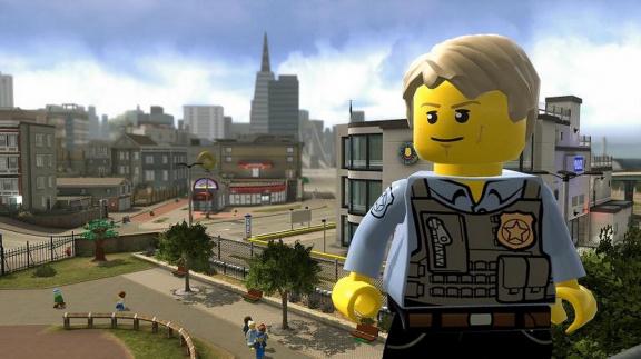 LEGO City: Undercover - recenze