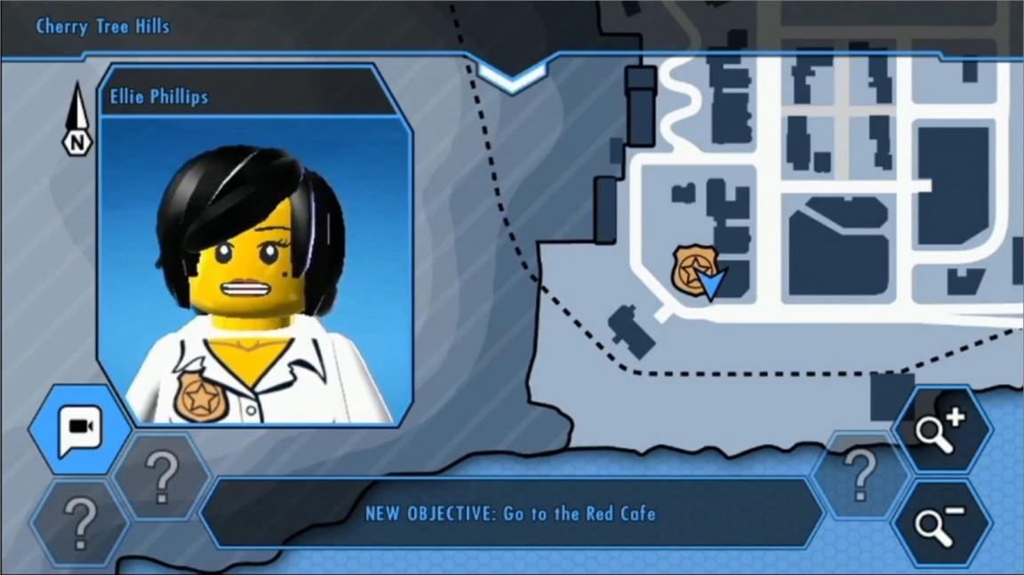 V Lego City Undercover si zajezdíte na lodi a zalétáte se slepicí