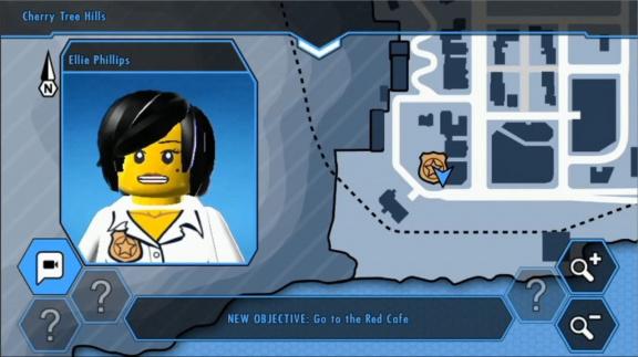 GTA na Lego způsob v Lego City: Undercover