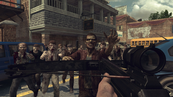 The Walking Dead: Survival Instinct - recenze
