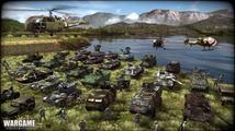 Wargame: AirLand Battles trailer ukazuje vzdušnou sílu