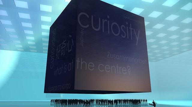 Molyneux experimentuje, Curiosity se teď může i stavět
