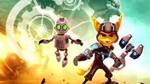Vyhlášení výsledků soutěže o sadu Ratchet & Clank her