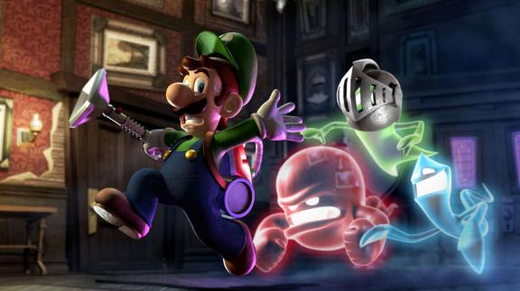 Luigi's Mansion 2 - recenze