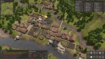 Vyšla budovatelská strategie Banished, simulace středověkého městečka
