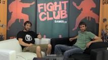 Fight club #127 HD: studio Amanita