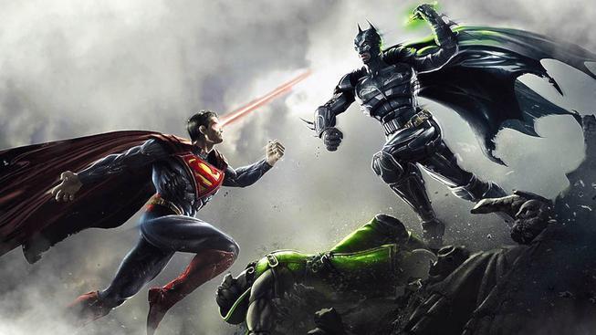 Superhrdinové v počítačových hrách