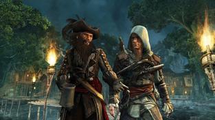 Assassin's Creed 4: Black Flag - vývojářský deníček o PlayStation 4