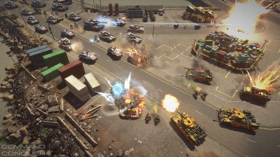 EA ruší vývoj F2P verze Command & Conquer a chystá něco jiného