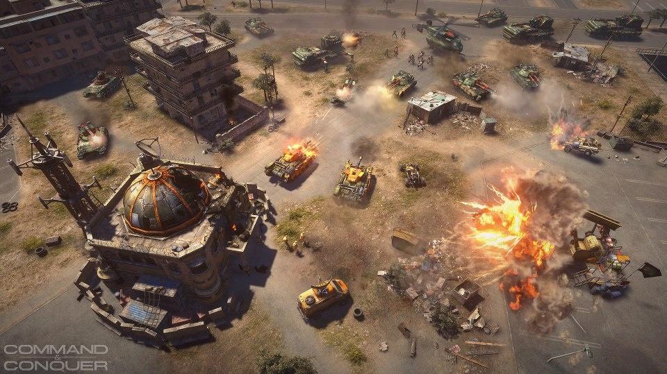 Budoucnost Command & Conqueru je už asi jen ve free to play